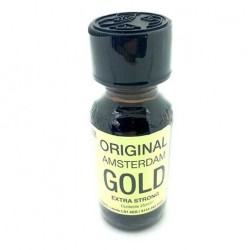 25ml Amsterdam Gold Poppers x 1